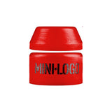 Mini Logo Hard 100A Red Bushing