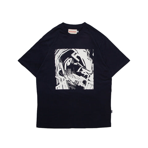 Victoria Tom T-Shirt Navy