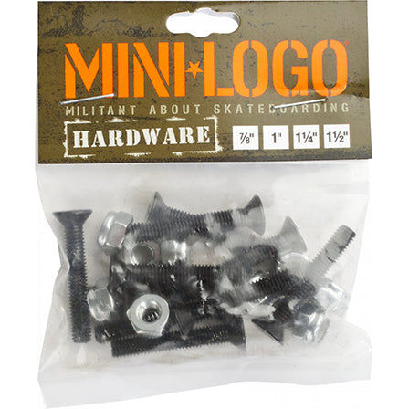 Mini Logo Hardware 1.1/2""