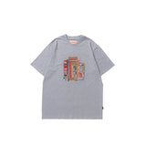 Victoria Redlight T-Shirt Heather Grey/Multi