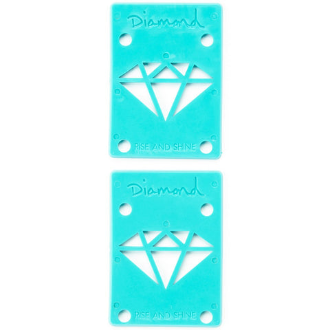 Diamond Rise and Shine Risers Blue