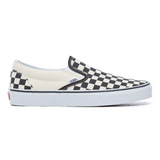 Vans Classic Checkerboard Slip-On Black/Off White