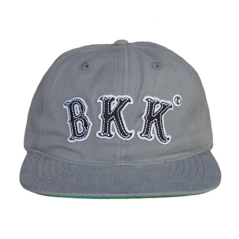 Preduce Bkk 6 Panel Hat Grey/Black/White