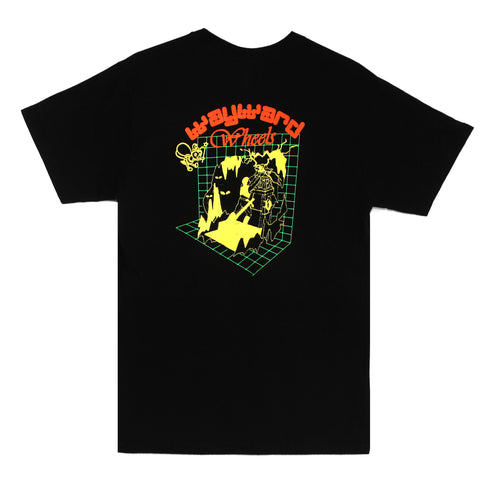 Wayward 5th Dimension Premium T-Shirt Black