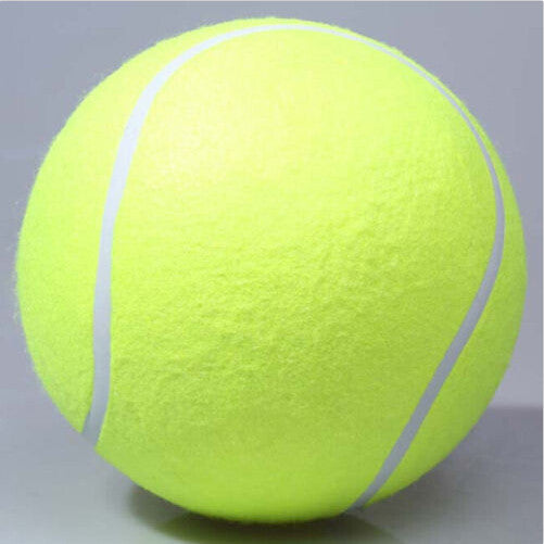Giant Tennis Ball Dog Toy J B Pooches