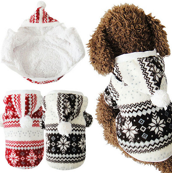 Cozy Warm Winter Sweater for Dogs