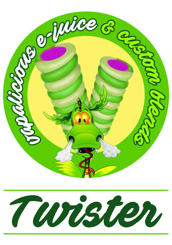 Majik Dragon E Liquids - Twister