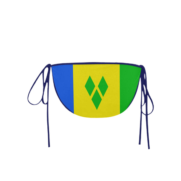 Saint Vincent & The Grenadines Bikini Swimsuit (Bottom) - Live Love Soca Clothing & Accessories