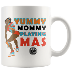YUMMY MOMMY PLAYING MAS (US) (Designed By Live Love Soca.)