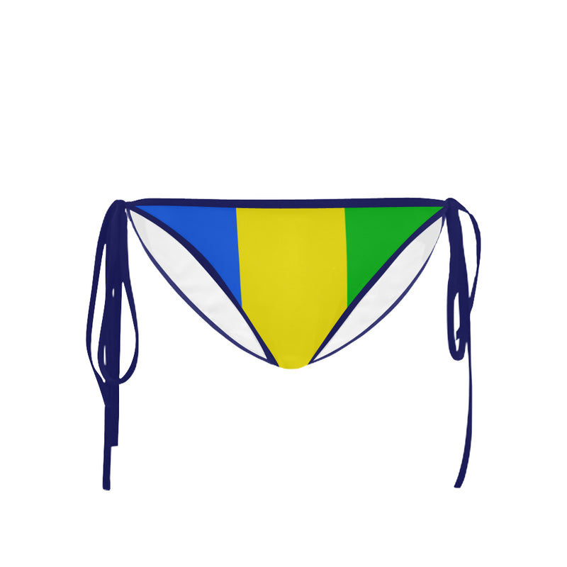 Saint Vincent Bikini Swimsuit (Bottom) - Live Love Soca Clothing & Accessories