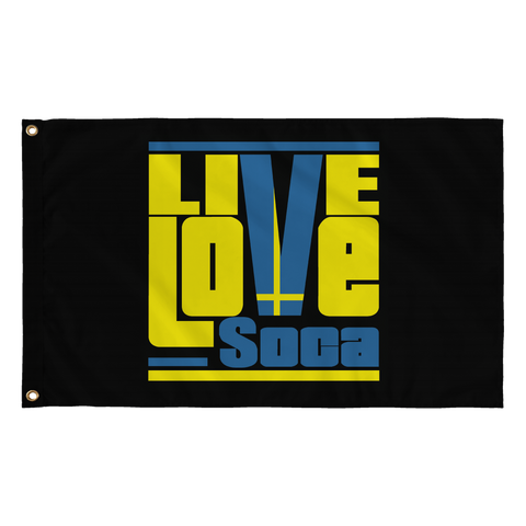 SWEDEN FLAG - Live Love Soca Clothing & Accessories