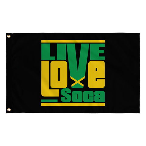 JAMAICA FLAG - Live Love Soca Clothing & Accessories