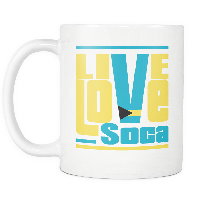 BAHAMAS MUG - Live Love Soca Clothing & Accessories