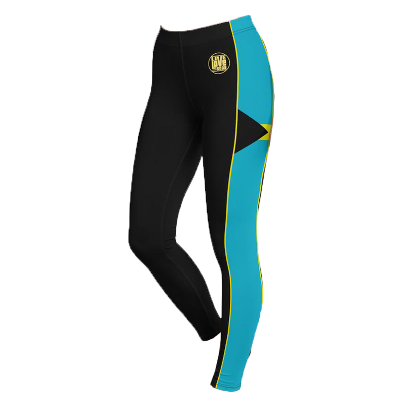 Island Active Bahamas Leggings