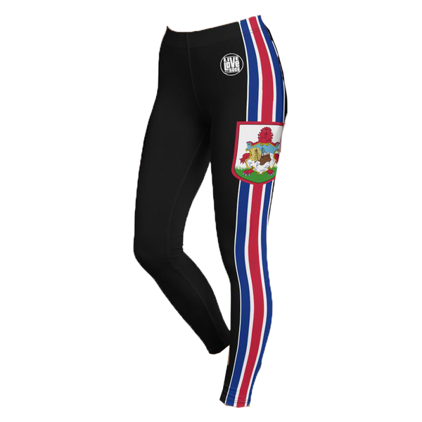 Island Active Bermuda Leggings