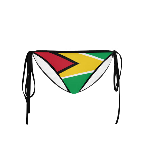 Guyana Bikini Swimsuit (Bottom) - Live Love Soca Clothing & Accessories