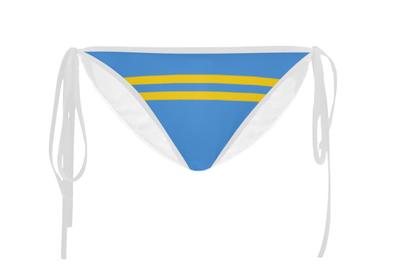 Aruba Bikini Swimsuit (Bottom) - Live Love Soca Clothing & Accessories