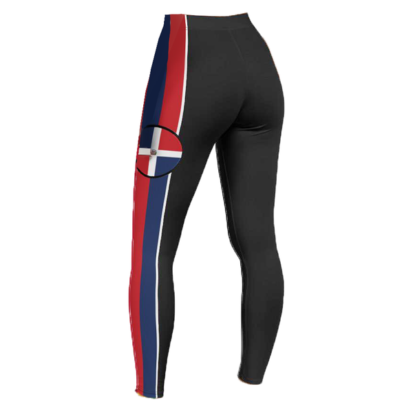 Island Active Dominica Republic Leggings