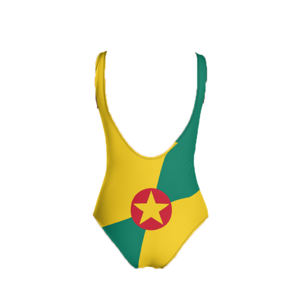 Grenada One-Piece Swimsuit - Live Love Soca Clothing & Accessories
