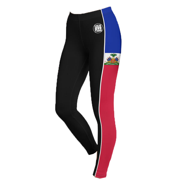Island Active Haiti Leggings