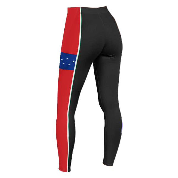 Island Active Netherlands Antilles Leggings