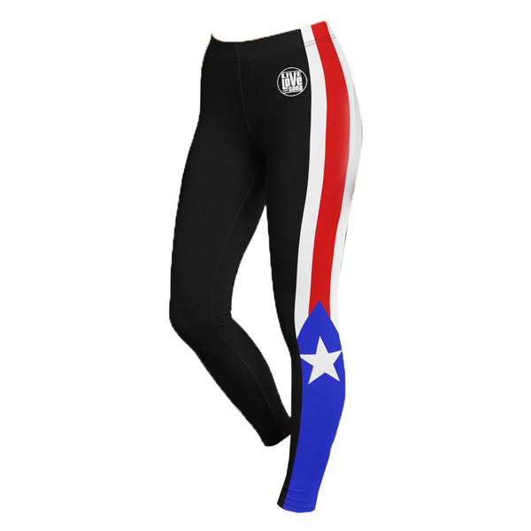Island Active Puerto Rico Leggings