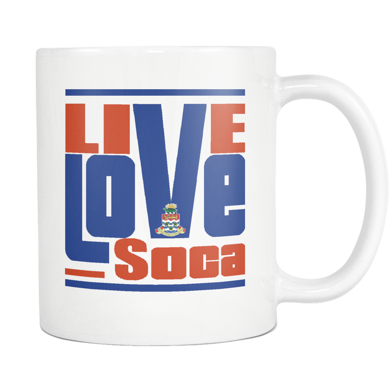 CAYMAN ISLANDS MUG - Live Love Soca Clothing & Accessories