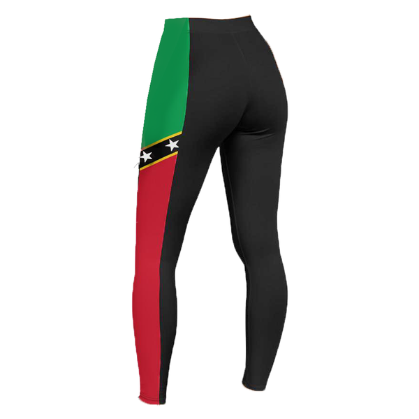 Island Active Saint Kitts & Nevis Leggings