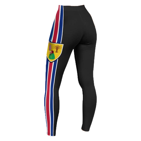 Island Active Turks & Caicos Leggings