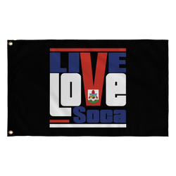 BERMUDA FLAG - Live Love Soca Clothing & Accessories