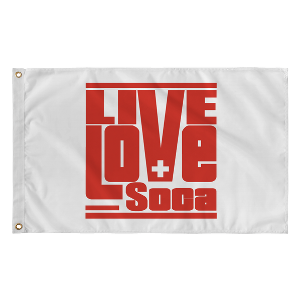 SWITZERLAND FLAG - Live Love Soca Clothing & Accessories