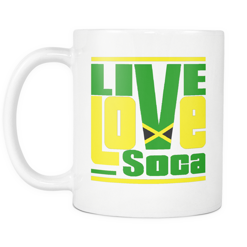 JAMAICA MUG - Live Love Soca Clothing & Accessories