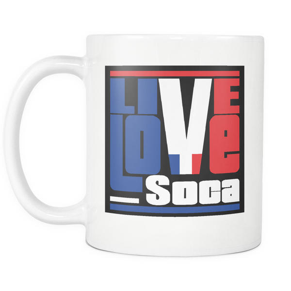 FRANCE MUG - Live Love Soca Clothing & Accessories