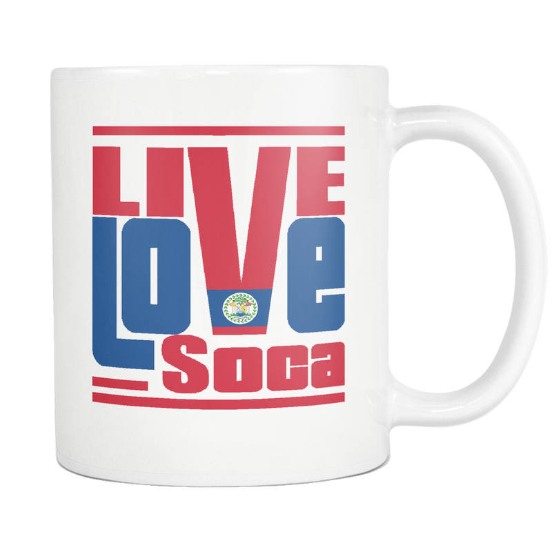 BELIZE MUG - Live Love Soca Clothing & Accessories