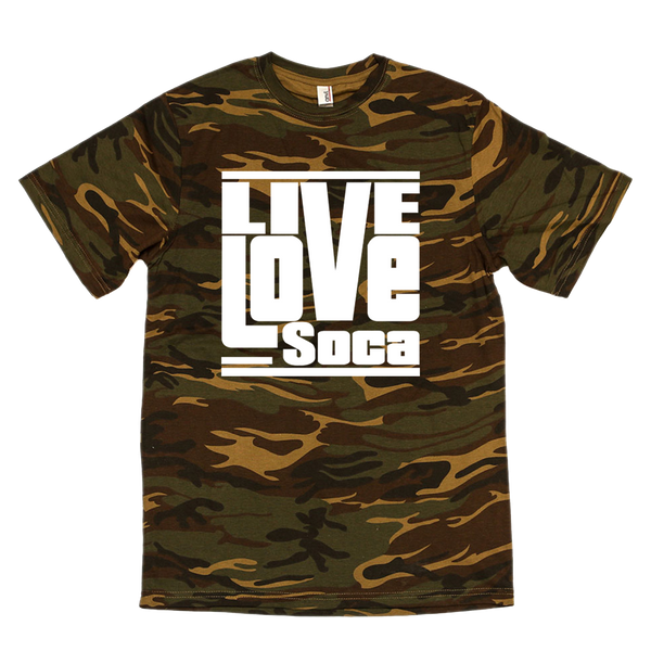 Army Mens - Regular Fit - Live Love Soca Clothing & Accessories