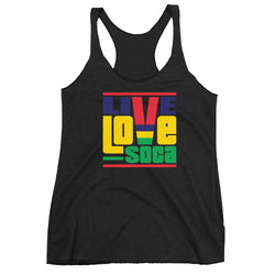 Mauritius Islands Edition Womens Tank Top - Live Love Soca Clothing & Accessories