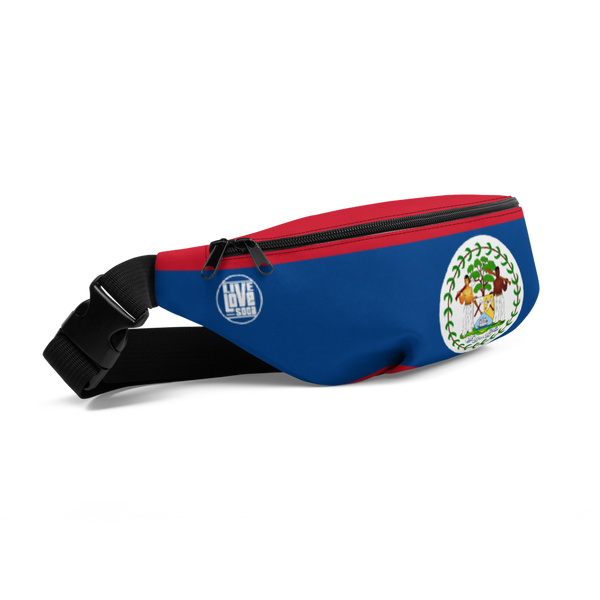 Belize Waist Bag - Live Love Soca Clothing & Accessories