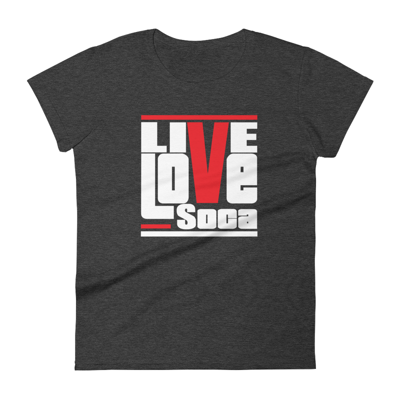 Originals Women's Short Sleeve T-Shirt - Live Love Soca Clothing & Accessories