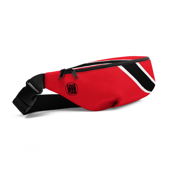 Trinidad & Tobago Waist Bag - Live Love Soca Clothing & Accessories