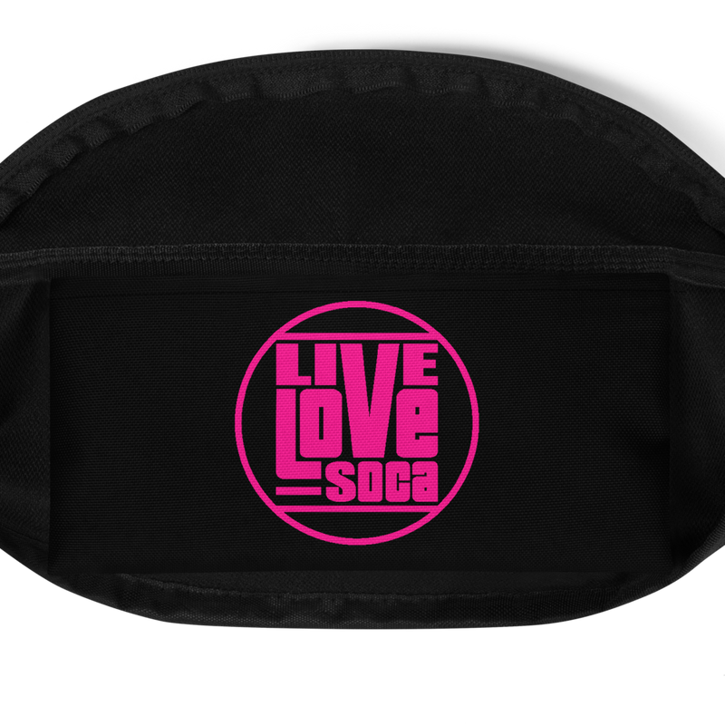 Endless Summer 20 DIFS - Pink Waist Bag