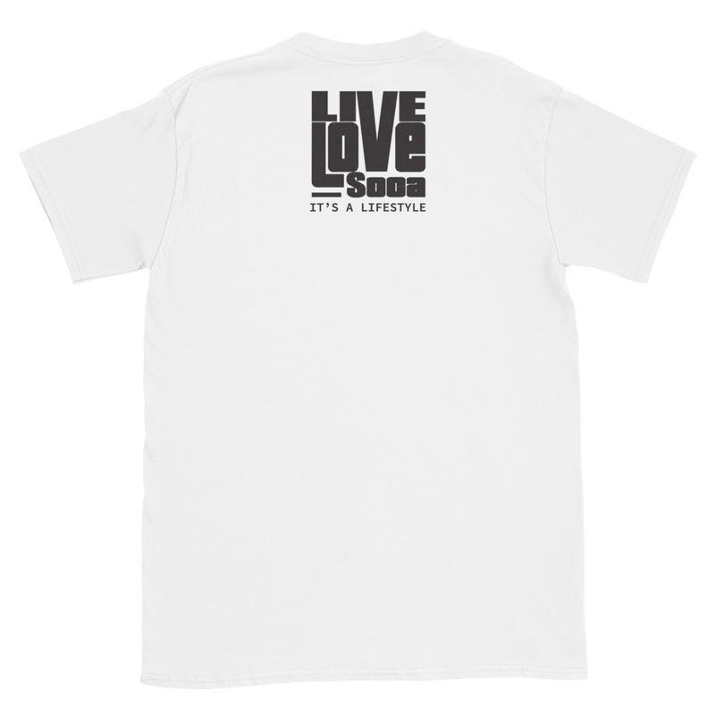 Live Love Soca Its A Lifestyle v2 Mens T-Shirt - Live Love Soca Clothing & Accessories