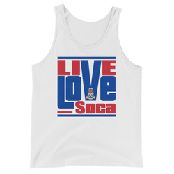 Cayman Island - Islands Edition Mens Tank Top - Live Love Soca Clothing & Accessories