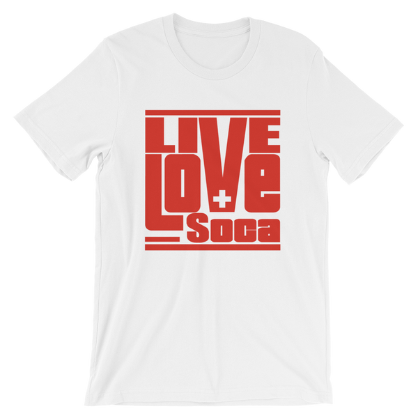Switzerland Euro Edition Mens T-Shirt - Live Love Soca Clothing & Accessories