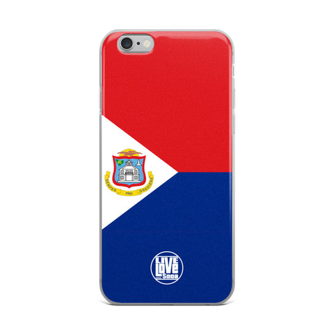 St. Maarten iPhone Phone Cases - Live Love Soca Clothing & Accessories