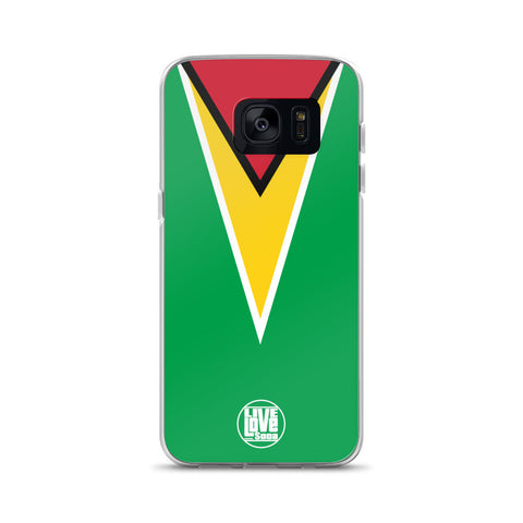 Guyana Samsung Phone Cases - Live Love Soca Clothing & Accessories