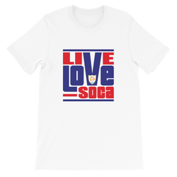 Anguilla Islands Edition Mens T-Shirt - Live Love Soca Clothing & Accessories