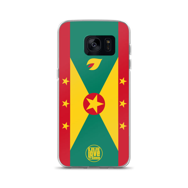 Grenada Samsung Phone Cases - Live Love Soca Clothing & Accessories