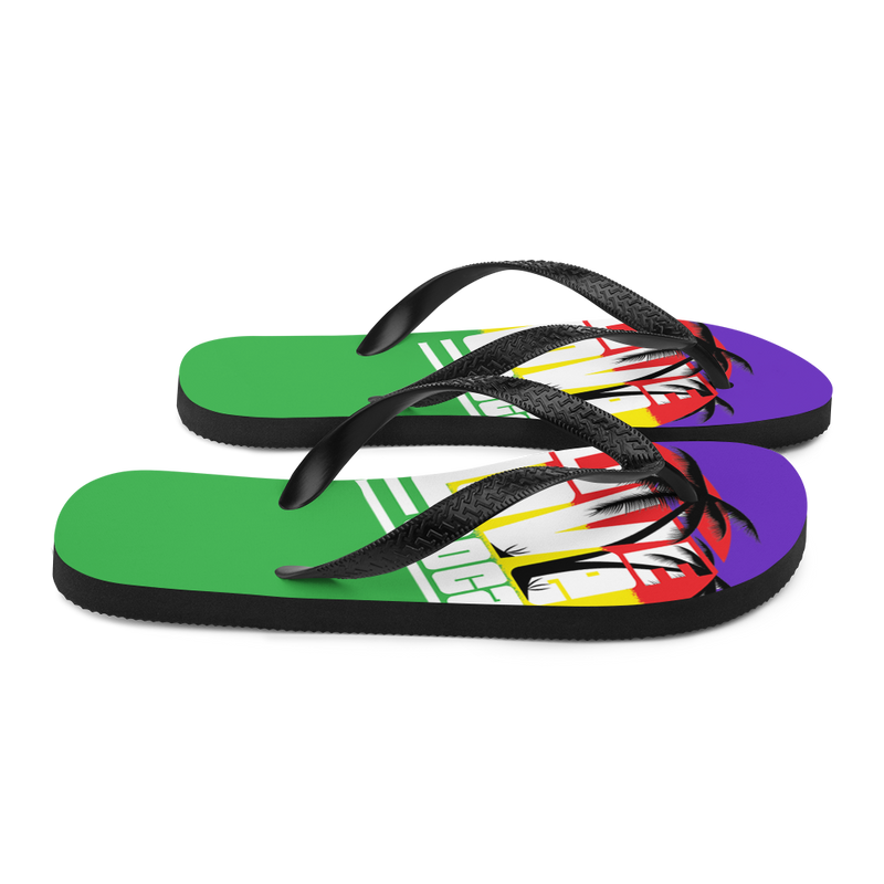 Flip-Flops - Live Love Soca Clothing & Accessories
