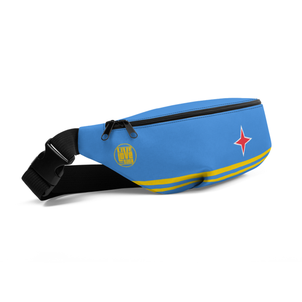 Aruba Waist Bag - Live Love Soca Clothing & Accessories