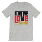 Germany Euro Edition Mens T-Shirts - Live Love Soca Clothing & Accessories
